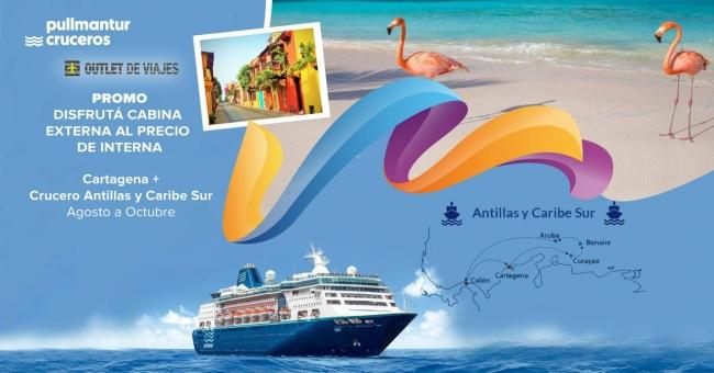 Caribe con Crucero Pullmantur